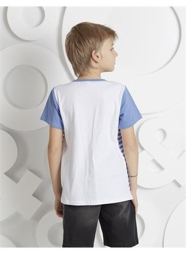 Ollie & olla Octopus T-Shirt Renkli